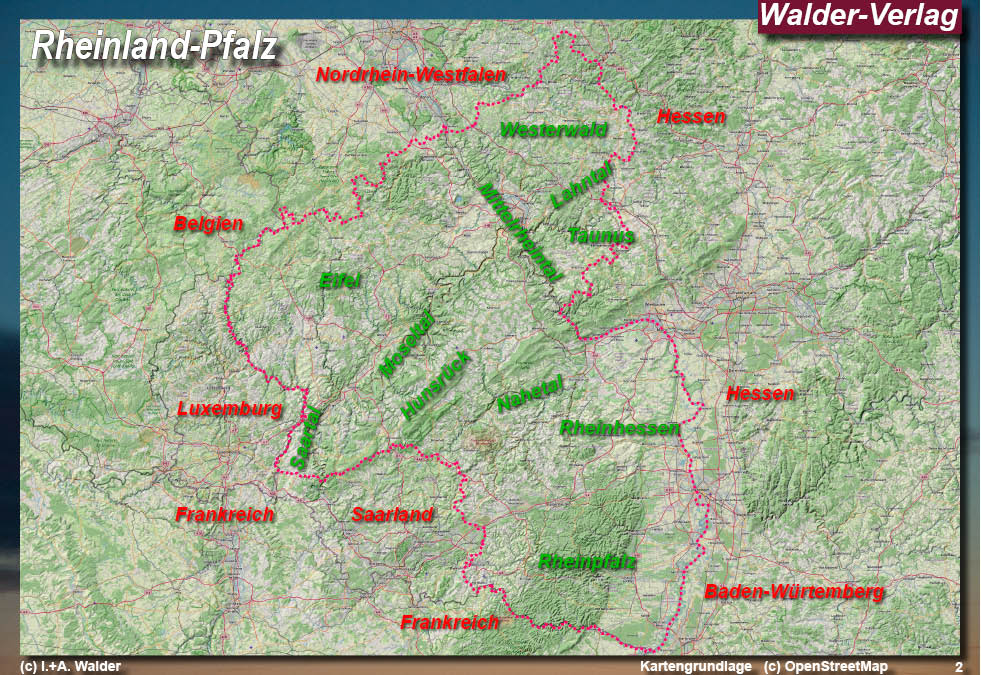 Eifel Karte Pdf.Eifel Reiseführer