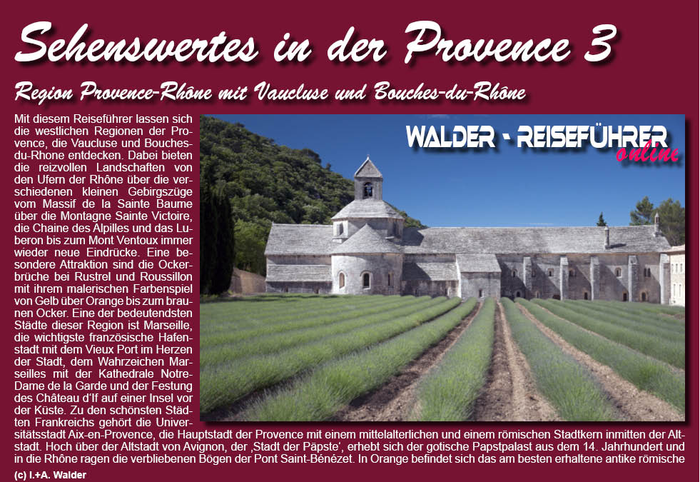 F provence 3 vaucluse bouches du rh ne for Region bouche du rhone