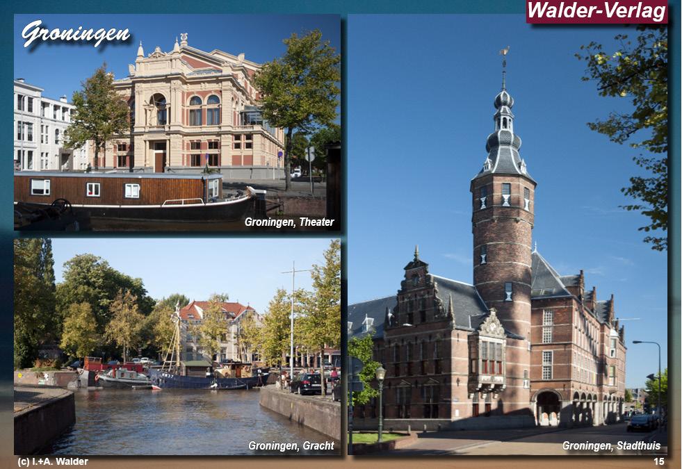 Niederlande Reisefuhrer Ost