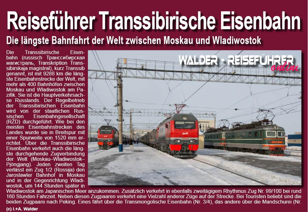 transsibirische eisenbahn reisef hrer. Black Bedroom Furniture Sets. Home Design Ideas