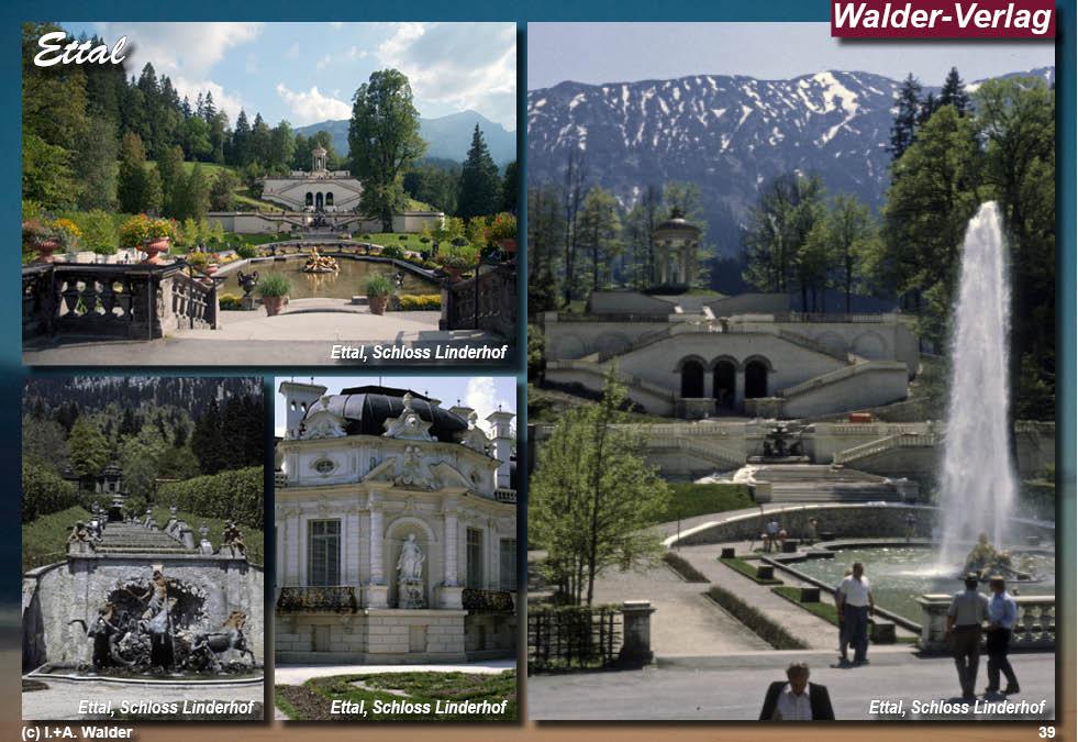 Deutsche Alpenstrasse Reisefuhrer