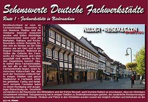 'Sehenswerte Deutschen Fachwerkstraße'
